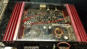 vr3 vra2 0 amp 200 watt 2 channel mosfet 2 ohm car audio power rh ebay com Car Audio Wiring Diagram Car Audio Wiring Diagram