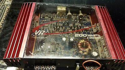 Vr3 Vra2 0 Amp 200 Watt 2 Channel Mosfet 2 Ohm Car Audio Power Amplifier Ref 691054822788 Ebay