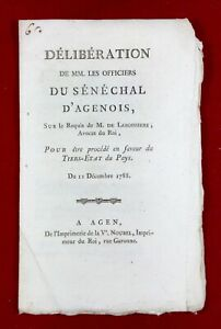 Etats-Generaux-1788-Lot-et-Garonne-Agen-Costas-Lafitte-Baret-de-Roux-Phelip