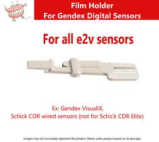 Dental X Ray Film Holder Snap A Ray All E2v Sensors Gendex Visualix Schick Cdr