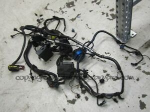 vauxhall opel astra engine wiring harness loom mk4 g 98 04 1 7 cdti rh ebay co uk Braided Wire Loom Braided Wire Loom