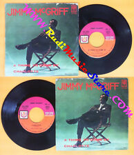 LP 45 7'' JIMMY McGRIFF A thing to come baby Charlotte 1969 italy no cd mc dvd