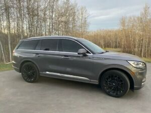 2021 Lincoln Aviator Reserve