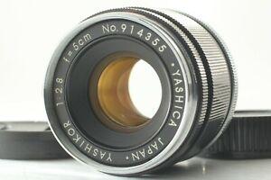 Uberholt-Optics-NEAR-MINT-Yashica-Yashikor-50mm-f-2-8-Leica-l39-LTM-Japan