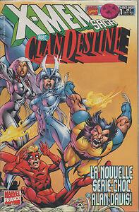 MARVEL-FRANCE-X-MEN-SAGA-1-Fevrier-1997-Comics-Panini-Comme-neuf