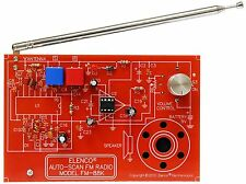 Make your own amfm radio kit do it yourself kids young scientist fm radio kit build your own fm radio for kids electronic learning toys solutioingenieria Gallery