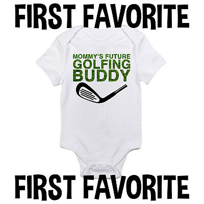 Mommy Drinking Buddy Baby Onesie Shirt Mom Mother Shower Gift Newborn Gerber