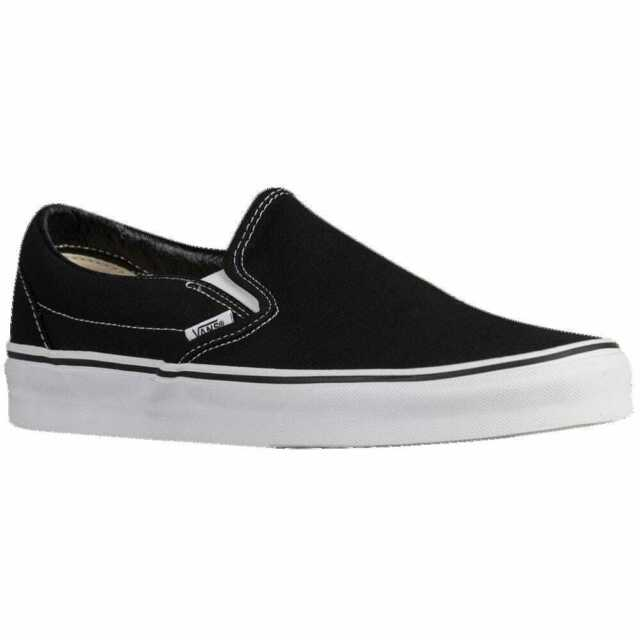 7c1d4f41059 VANS Classic Slip on Loafers Black Size 43 From Collections US 7 for ...