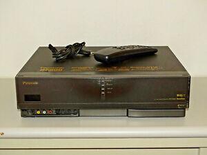 Panasonic-NV-HS800-High-End-S-VHS-Videorecorder-Fernbedienung-2Jahre-Garantie