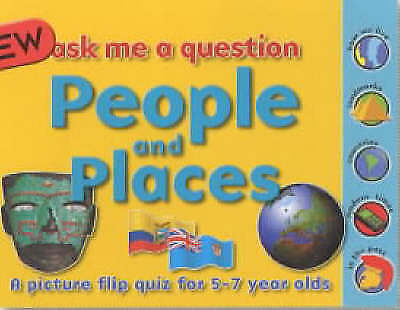 Ask Me a Question: People and Places by Brenda Williams (Paperback, 2002)