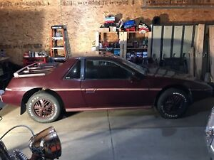 1984 Pontiac Fiero SE Sport