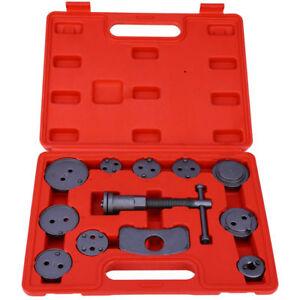 12pc-Disc-Brake-Caliper-Wind-Back-Tool-Universal-Kit-Set-Piston-Pad-Car-Truck
