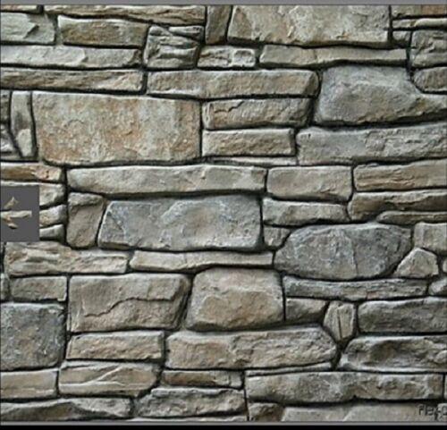 Stone Decorative Concrete Cement Imprint Texture Stamp Mat Polyurethan Stamping