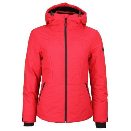 Superdry Veste Femmes Padded Aeon rouge w5000043a 0gs livraison Red