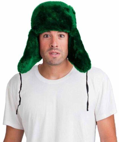 Tundra Gear Men/'s Warm Russian Aviator Winter Ski Fur Trapper Hat w// Ear Flaps