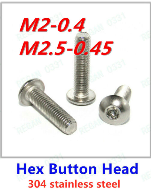 5Pcs Color : 20mm, Size : M10 Tap Bolts M10 304 Stainless Steel Surfboard Fin Screws Inner Hex Cup Point Socket Set Screw DIN916 Screws
