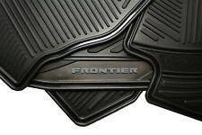 Floor Mats For Nissan Frontier Oem Genuine All Weather 2005 2021 Fits 2011 Nissan Frontier