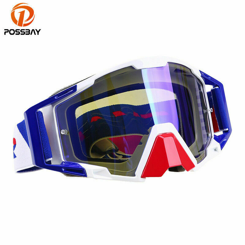 POSSBAY Ski Goggles Snowboard Double Lens Anti-fog Glasses Replacement Visor   retail stores