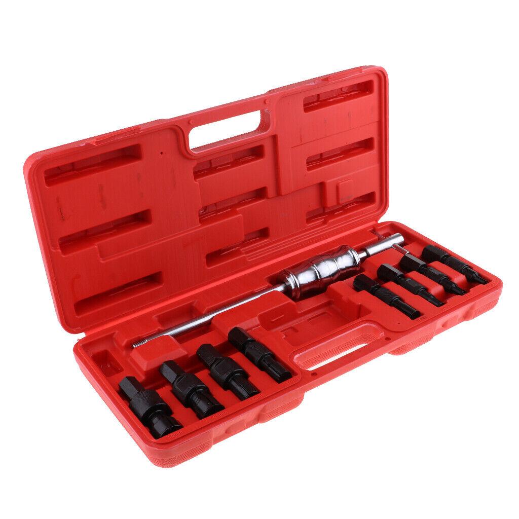 BICI Estrattore per cuscinetti interni Cieco Foro Remover Estrattore Kit Slide Martello Gear