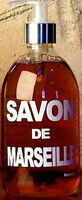 Savon De Marseille French Lavender Liquid Hand/bath Soap With Pump