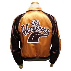 The-Wanderers-Movie-Jacket-Men-039-s-Varsity-Letterman-Jacket