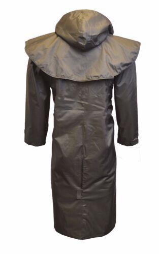Walker /& Hawkes Mens Ladies Nylon Long Midland Outdoor Full Length Riding Coat