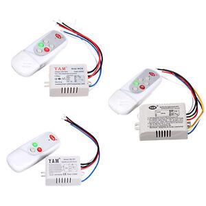 YAM-AC-220V-Wireless-Luce-Lampada-Digitale-Interruttore-con-Telecomando-Bia-Y7W6