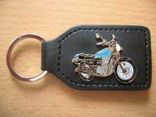 Schlüsselanhänger Suzuki GS 750 / GS750 blau blue Modell 1977 Motorrad Art. 0605