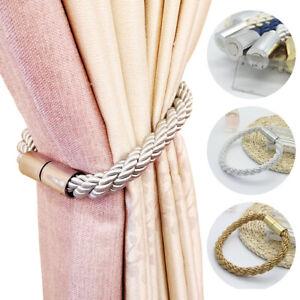 Magnetic Curtain Tieback Buckle Holder