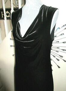 Hobbs-Marilyn-Anselm-Velvet-Evening-Party-Dress-Size-UK-14