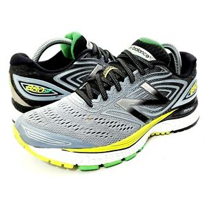 Details about New Balance 880v7 TruFuse Running Shoes Men's 7.5 Grey Black M880GY7 Pre-Owned