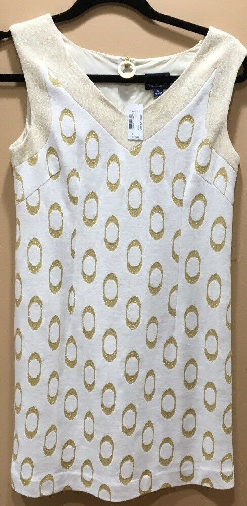 Scoop Women's Cream Mini Dress NWT  225