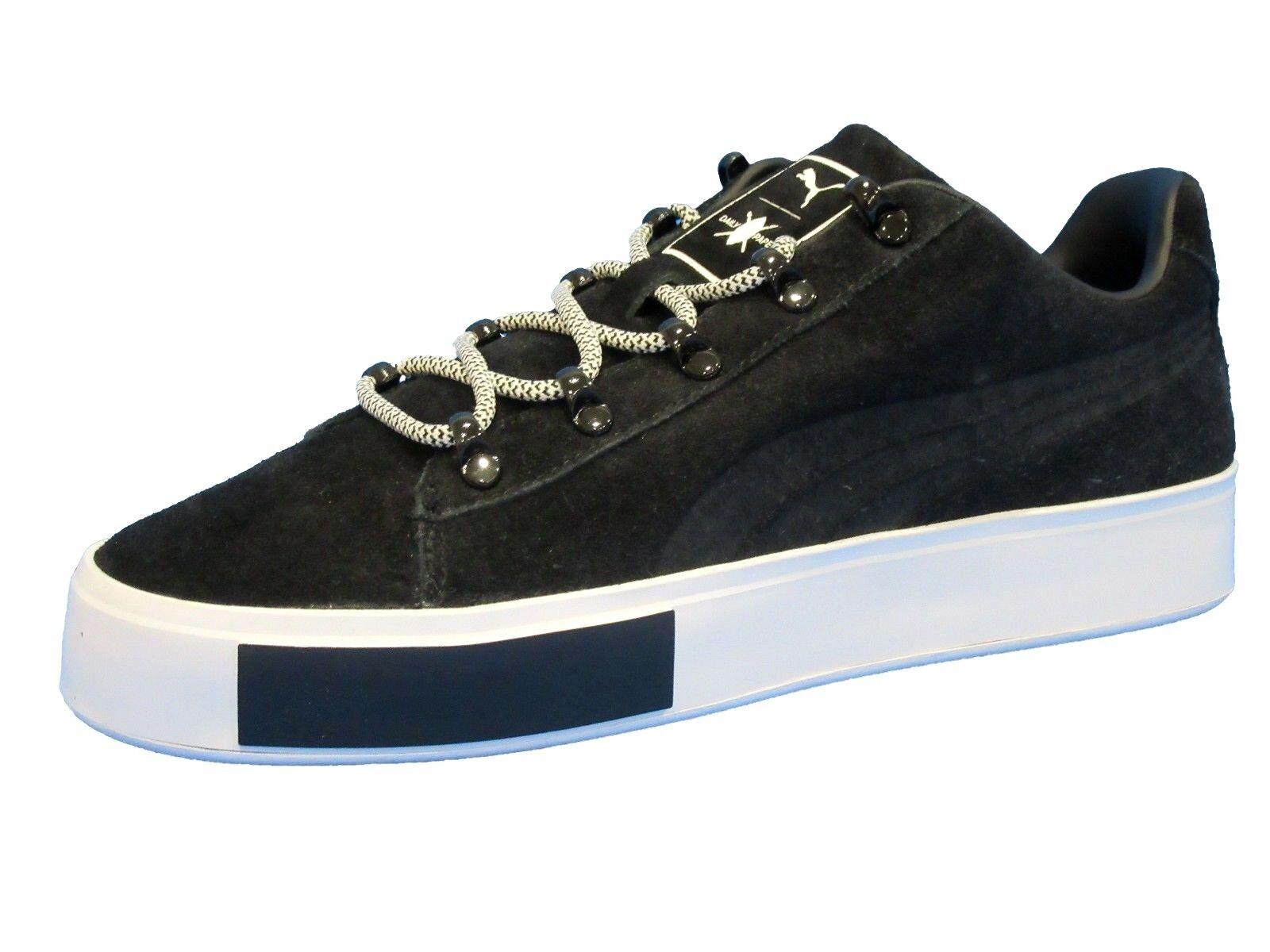 Puma Hombre puma X dp Tribunal plataforma s puma calzado negro deportivo negro calzado venta de liquidacion de temporada ea3d7f