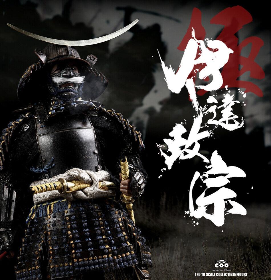 COOMODEL 1 6th figuras de acción Juguetes SE051 serie de los imperios Date Masamune soldado