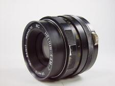 Good used MC HELIOS 44M-7 2/58 M42. 8 aperture blad. Best resolution Early model