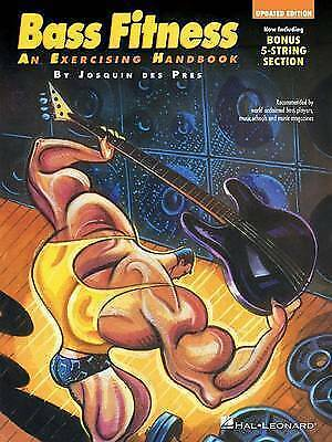 Bass Fitness: An Exercising Handbook by Josquin Des Pres (Paperback, 1996)