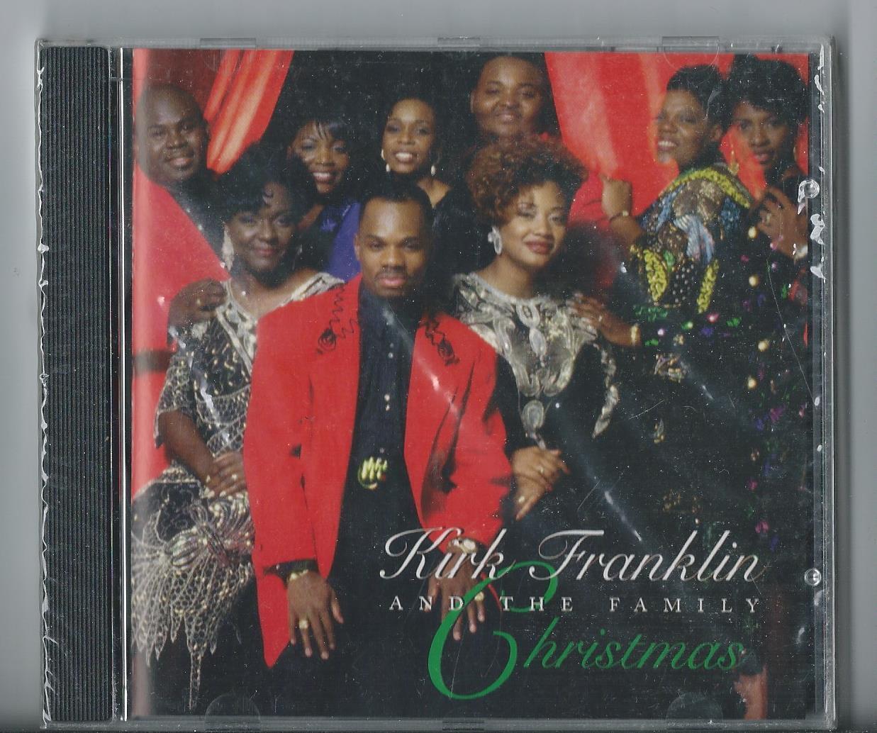 Christmas by Kirk Franklin/Kirk Franklin & the Family (CD, Nov-2001 ...