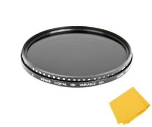 Bower-95mm-Digital-HD-Variable-Neutral-Density-Filter-For-Nikon-Sigma-Tamron