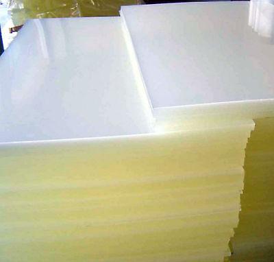 1pcs  Nylon Polyamide PA Plastic Plate Sheet 6mm x 200mm x 200mm #B98  GY