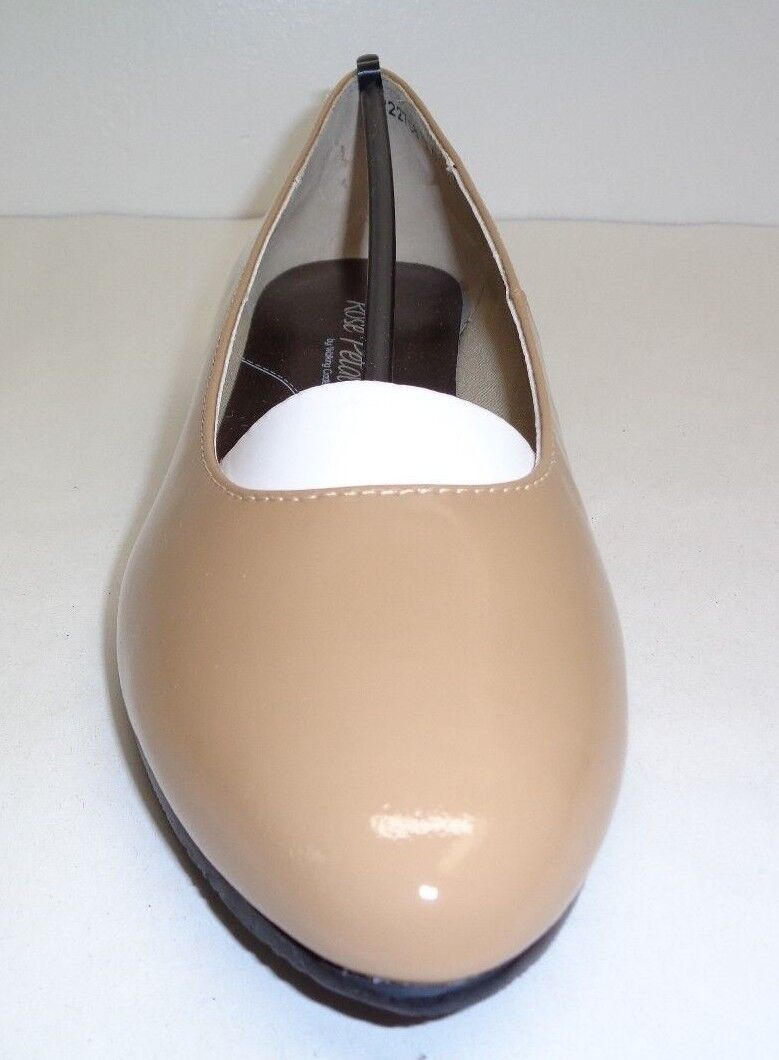 Rose Petals Cradles Walking Cradles Petals Größe 7.5 M BUTTER Tan Leder Flats New Damenschuhe Schuhes ad9443