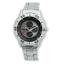 Personalised-Men-039-s-Lexus-Wristwatch-Adjustable-Stainless-Steel-Strap-Steel-Bezel thumbnail 1