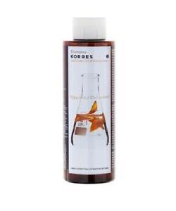 Korres-sunflower-amp-mountain-tea-Shampoo-250ml-8-45-Fl-Oz-coloured-hair