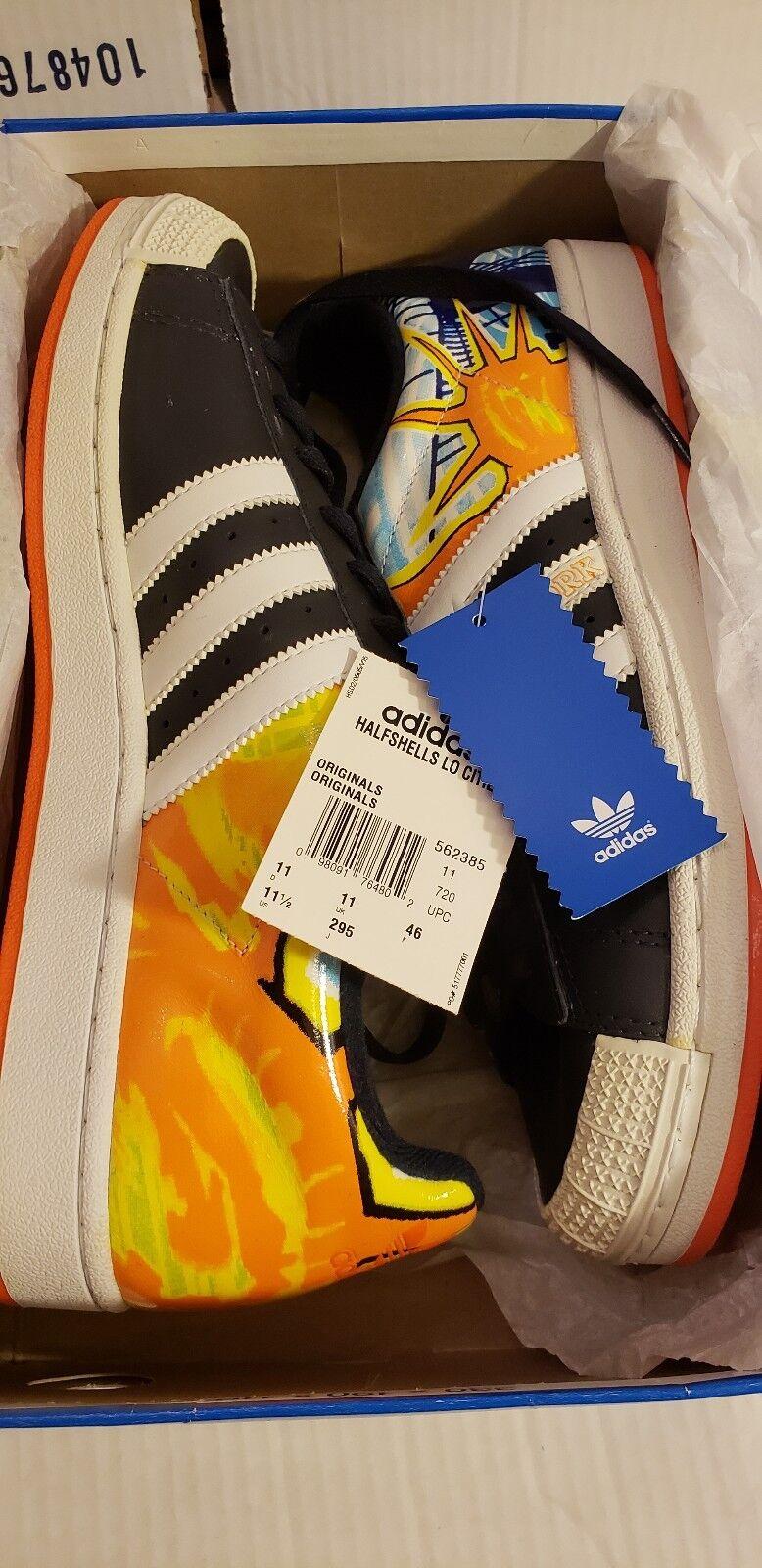 Für adidas halfshells halfshells halfshells lo citie nyc männer sportschuhe 562385 sz 11,5 28 gemeinden 384438