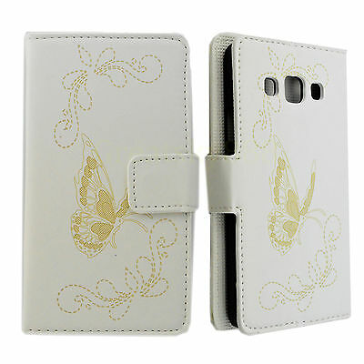 Flip Leather Skin Protector Stand Wallet Phone Cover Case For Samsung Galaxy A3