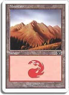 B Battle Royale PLD-SP Basic Land MAGIC THE GATHERING CARD ABUGames Mountain
