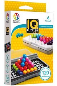 SMARTGAMES-IQ-mystere-Pro-One-Player-2D-et-3D-Brain-Teaser