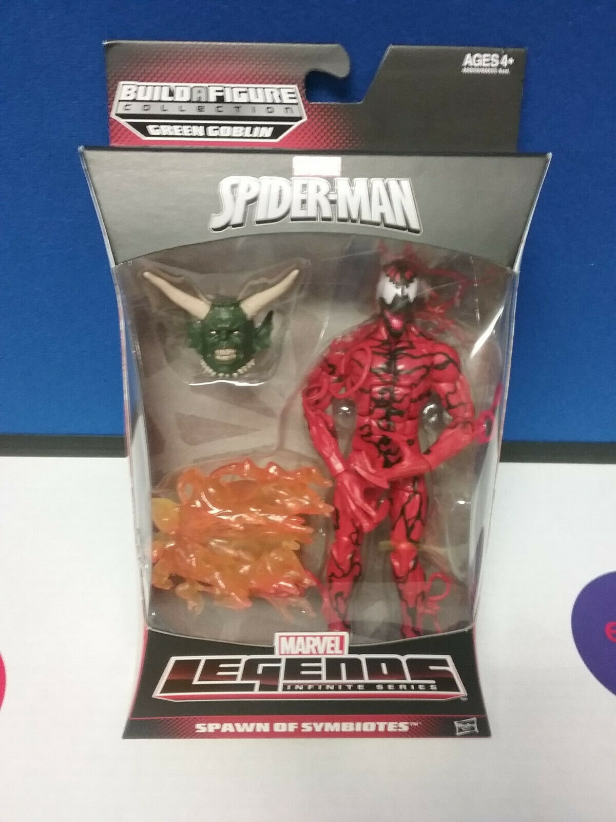 Marvel Legends Legends Legends Carnage Goblin Series NEW FREE SHIP US dd2fef