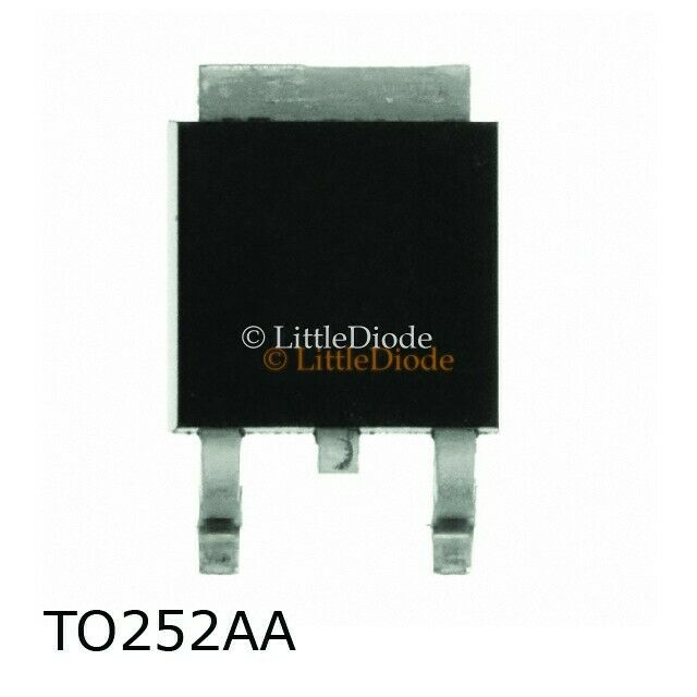 IRFZ20 Transistor N Channel MOSFET Vishay Siliconix CASE TO220 MAKE