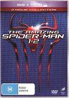 The Amazing Spider-Man / Amazing Spider-Man 2 (DVD, 2014, 2-Disc Set)
