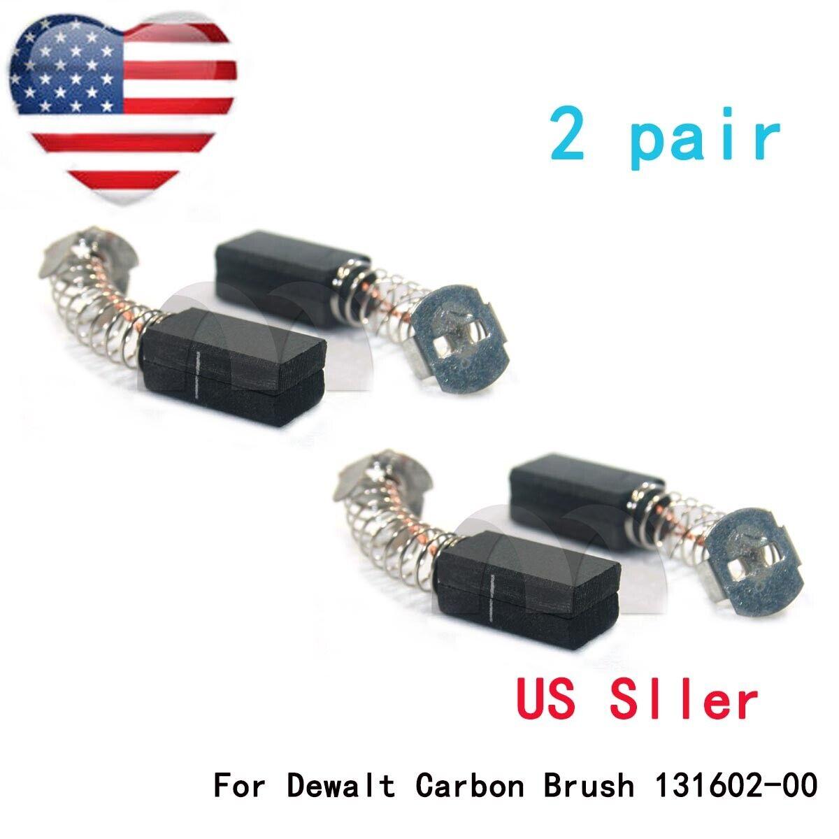 for DeWalt DW362K Type 4 Replacement Motor Carbon Brushes 1 pair